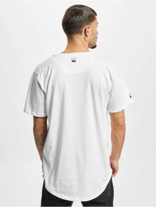 Dada Supreme T-Shirt Supreme Mesh Crown blanc