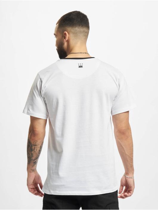 Dada Supreme T-Shirt Basic Circle Crown blanc