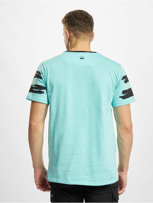 Dada Supreme T-Shirt West Side Grown blau