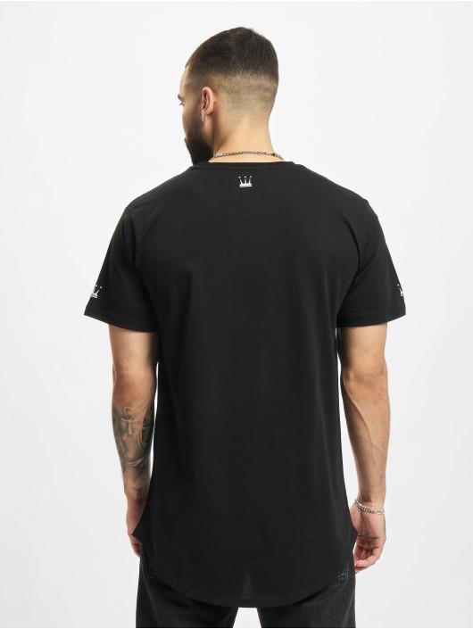 Dada Supreme T-shirt Supreme Mesh Crown nero