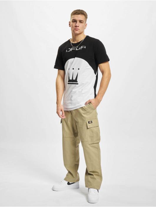 Dada Supreme T-shirt Pipping nero