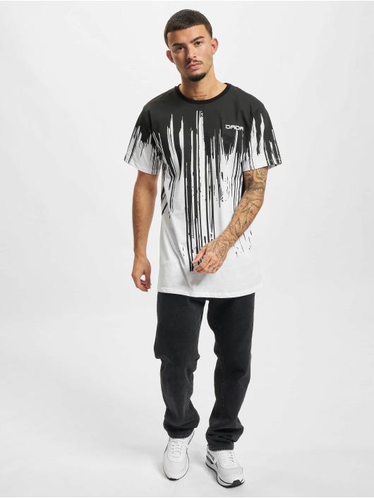 Dada Supreme T-shirt Split nero