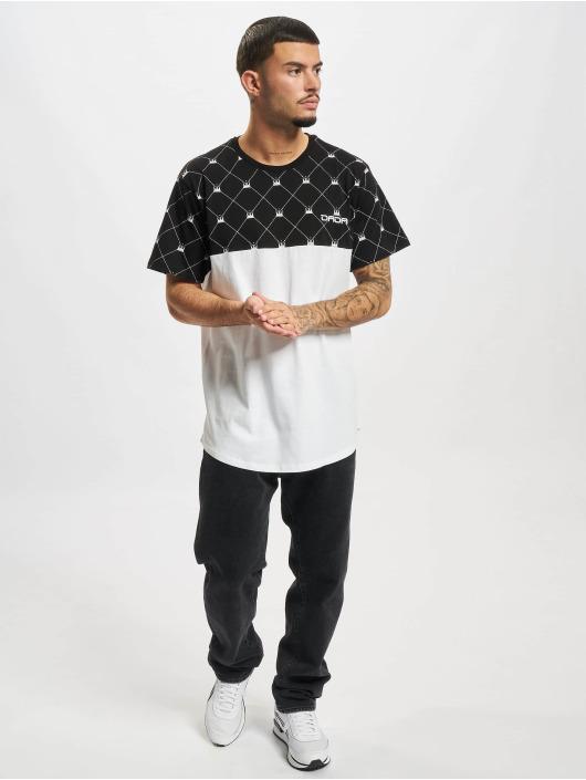 Dada Supreme T-Shirt Supreme Crown Pattern noir