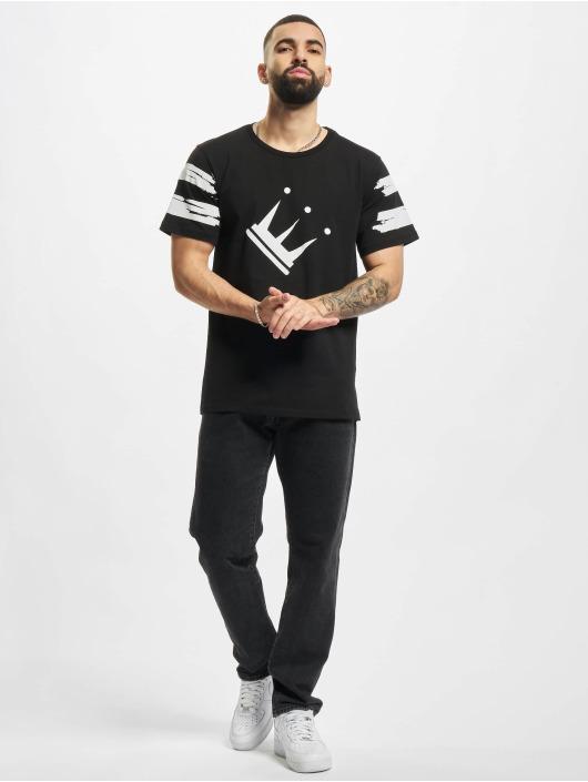 Dada Supreme T-Shirt West Side Grown schwarz