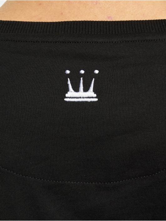 Dada Supreme T-Shirt Basic Circle Crown schwarz