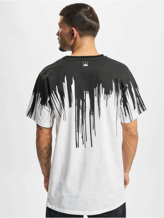 Dada Supreme T-Shirt Split schwarz