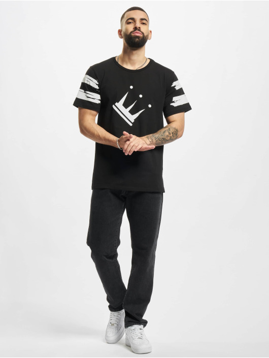 Dada Supreme T-shirt West Side Grown svart