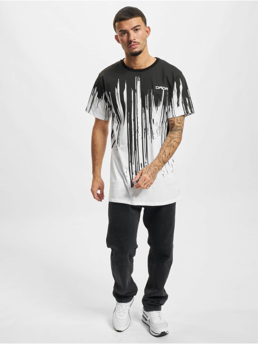 Dada Supreme T-shirt Split svart
