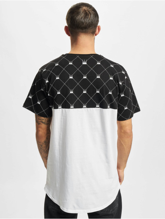 Dada Supreme T-shirt Supreme Crown Pattern svart