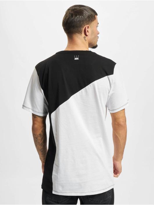 Dada Supreme T-shirt Color Blocking Crown vit