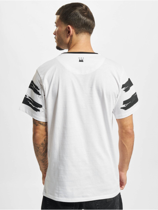 Dada Supreme T-Shirt West Side Grown weiß