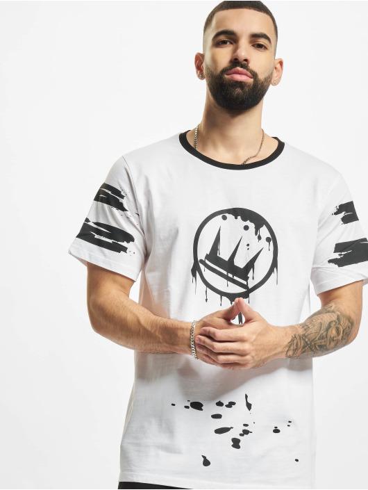 Dada Supreme T-Shirt Circle Drip white
