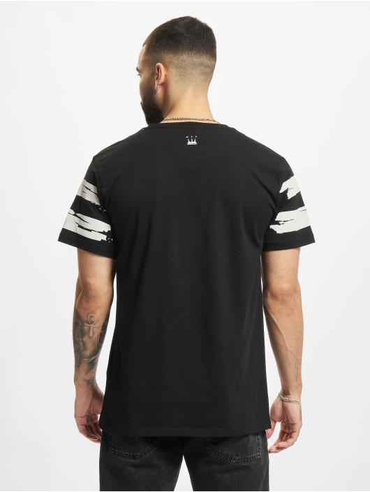 Dada Supreme t-shirt Circle Drip zwart