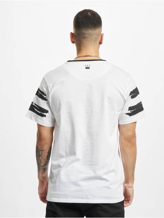 Dada Supreme T-shirts Circle Drip hvid