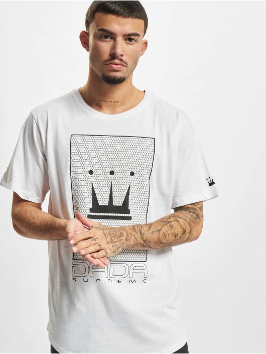 Dada Supreme T-shirts Supreme Mesh Crown hvid