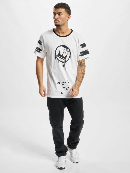 Dada Supreme T-shirts West Side Grown hvid