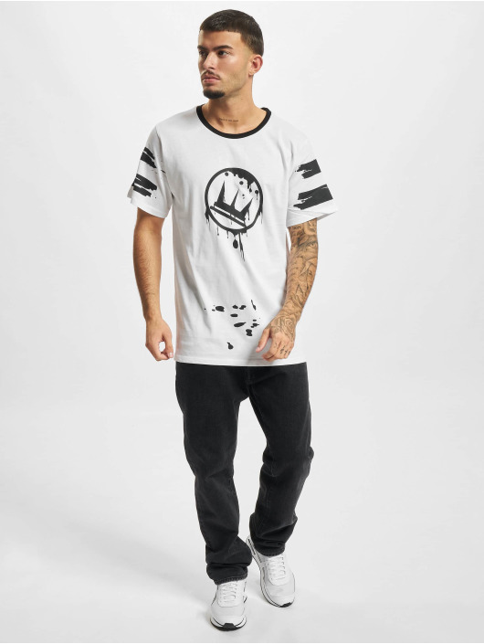 Dada Supreme T-Shirty West Side Grown bialy