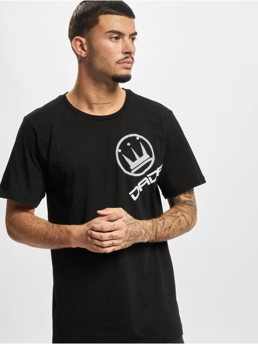 Dada Supreme T-Shirty Basic Circle Crown czarny