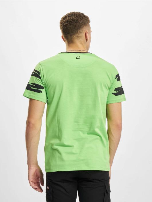 Dada Supreme T-skjorter Circle Drip grøn