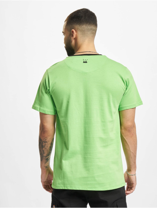Dada Supreme T-skjorter Painted Crown grøn