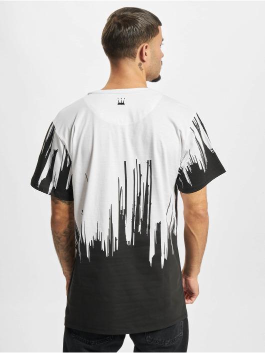 Dada Supreme T-skjorter Split hvit