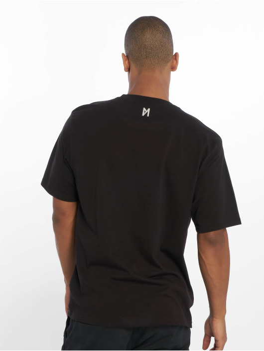 Damagers T-Shirt Chrome Killer schwarz