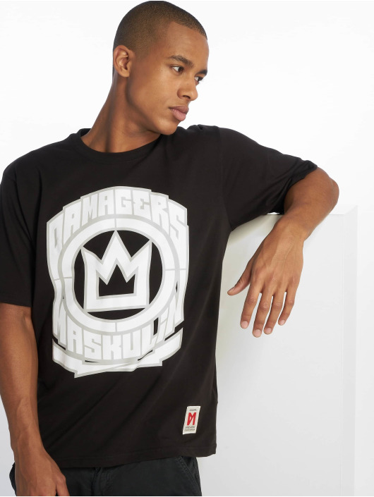 Damagers T-shirt Chrome Killer svart