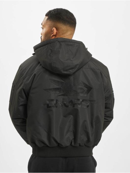 Dangerous DNGRS Зимняя куртка Grenadier черный