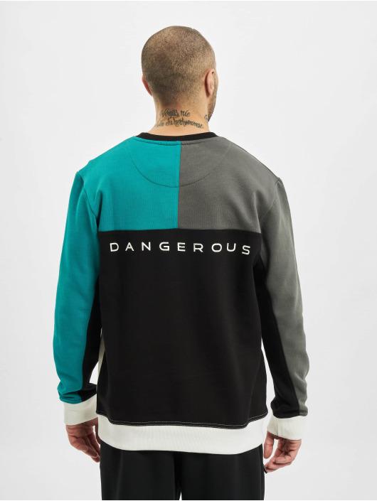 Dangerous DNGRS Пуловер Panto белый