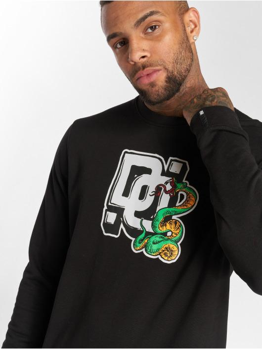 Dangerous DNGRS Пуловер Snake черный