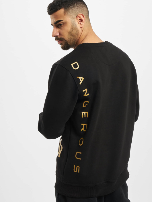 Dangerous DNGRS Пуловер Classic черный