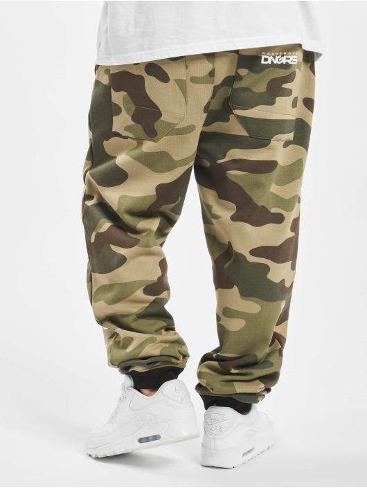Dangerous DNGRS Спортивные брюки Classic камуфляж
