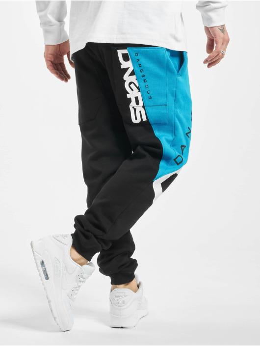 Dangerous DNGRS Спортивные брюки Pivot черный