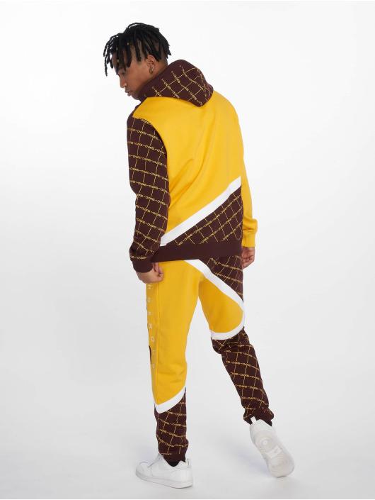 Dangerous DNGRS Anzug Woody braun