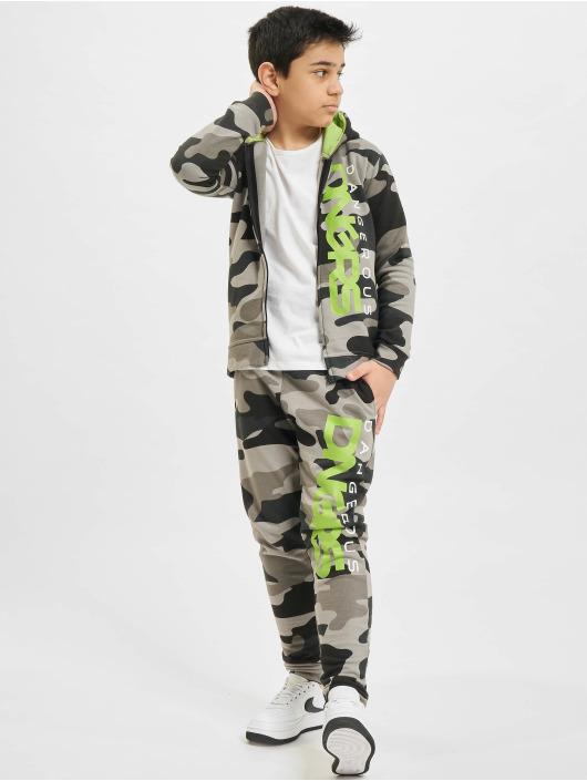 Dangerous DNGRS Anzug Classic Kids camouflage