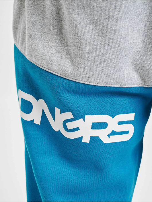Dangerous DNGRS Anzug Sweat grau