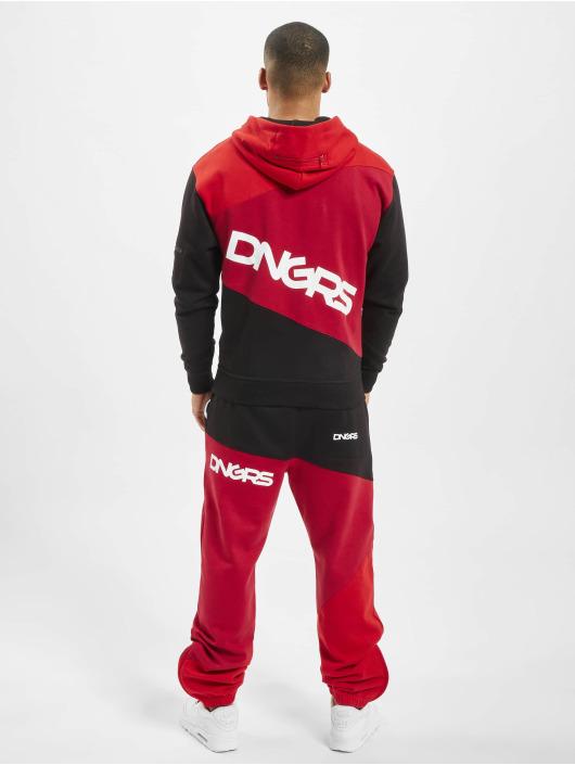 Dangerous DNGRS Anzug Tritop schwarz