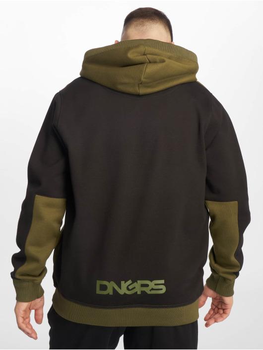Dangerous DNGRS Bluzy z kapturem Stunner czarny
