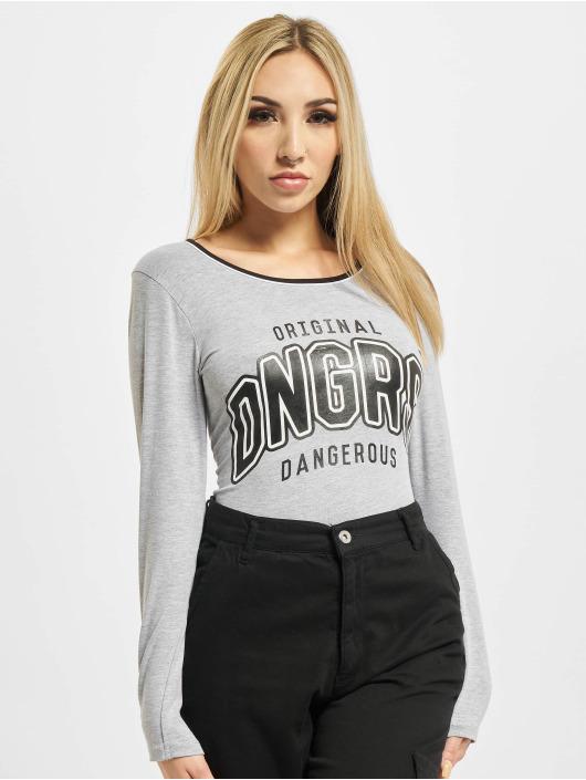 Dangerous DNGRS Body OriginalID šedá