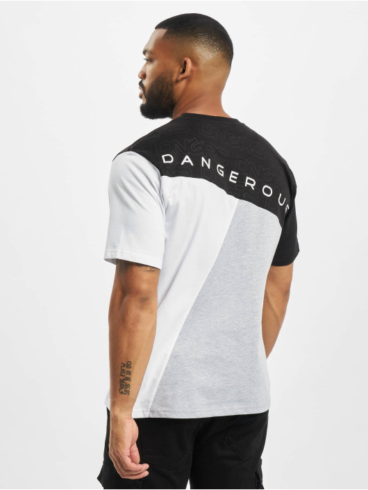 Dangerous DNGRS Camiseta Contra gris