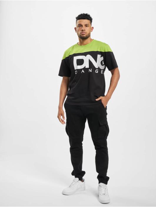 Dangerous DNGRS Camiseta Gino negro
