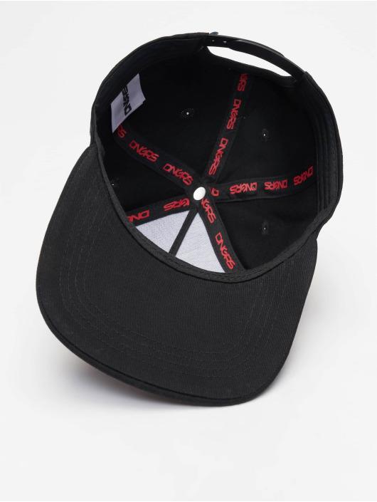 Dangerous DNGRS Casquette Snapback & Strapback Logo noir