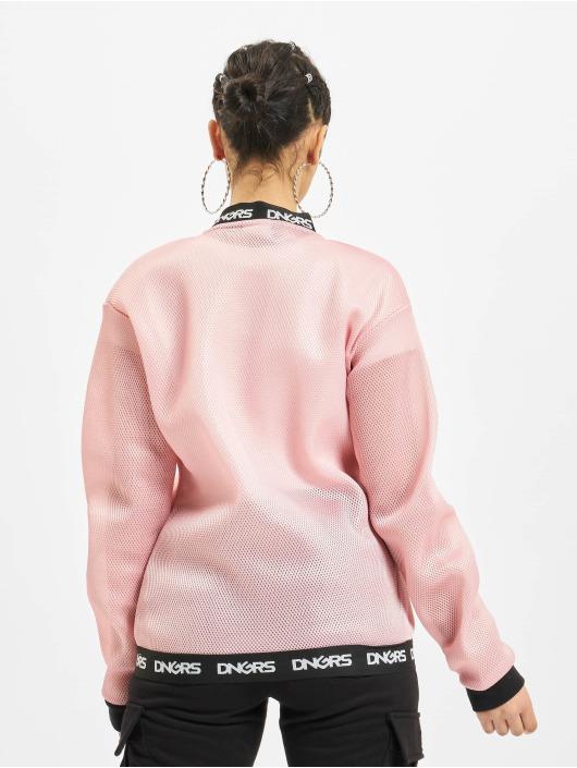 Dangerous DNGRS College jakke Vista rosa