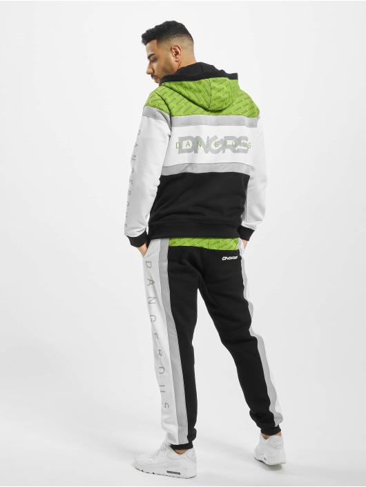 Dangerous DNGRS Dresy Fossa zielony