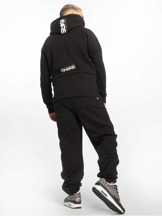 Dangerous DNGRS Hommes Costume Rock en noir S à 6xl Grande Taille