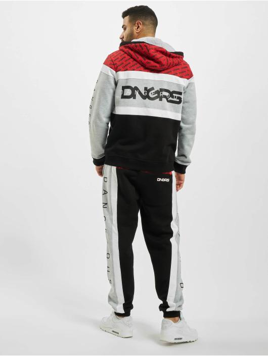 Dangerous DNGRS Ensemble & Survêtement Fossa rouge