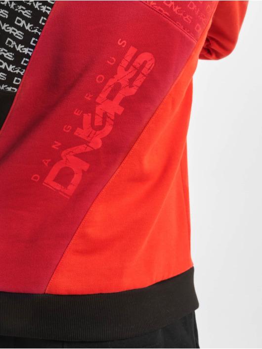 Dangerous DNGRS Hettegensre Logo svart