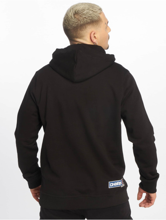 Dangerous DNGRS Hoodie Race City MRC black