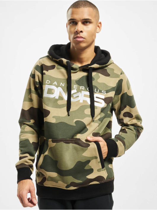Dangerous DNGRS Hoodie Classic camouflage