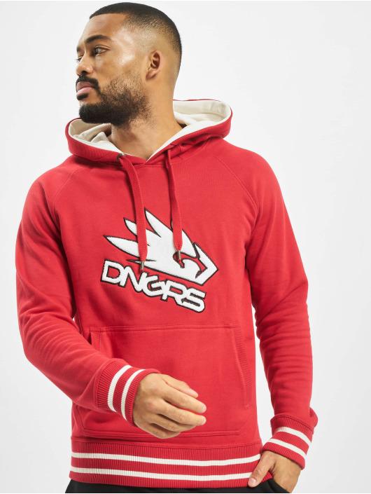 Dangerous DNGRS Hoodie Flying Eagle red